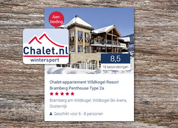 Chalet.nl Wintersport