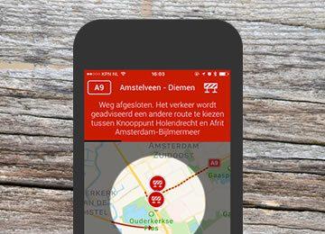 Verkeerplaza apps