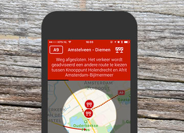 Verkeerplaza apps